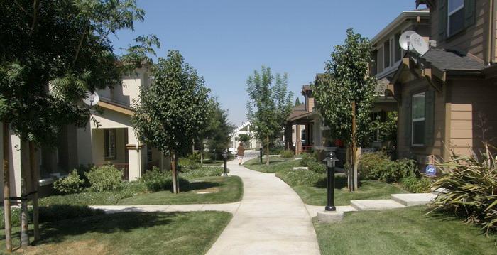 Blue Green Building Infill Housing Clayton Pittsburg